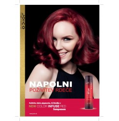 Joico Color Infuse Red Shampoo 300ml