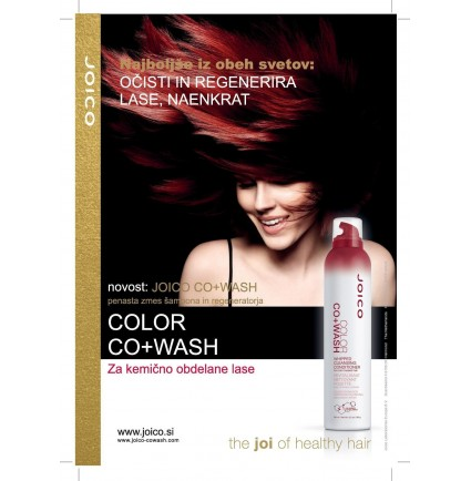 COLOR CO+WASH PENA 245ml