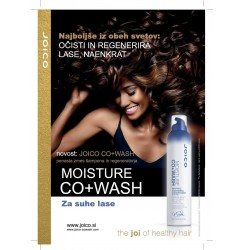 MOISTURE CO+WASH PENA 245ml